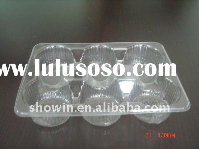 Blister cookie tray,plastic biscuit tray,disposable candy tray