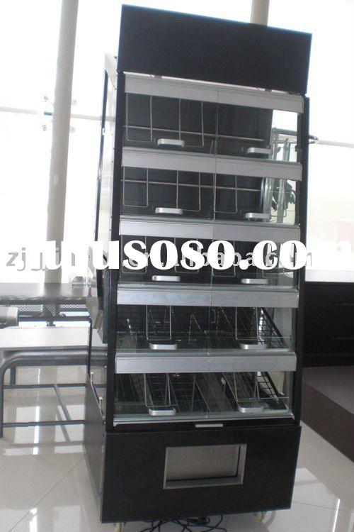 Bread display stand rack