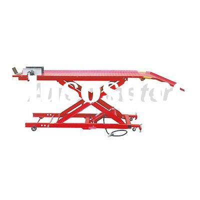 CE Approval Air/Hydraulic Motorcycle Lift, Lift Table (LT0202-800A/1000A)