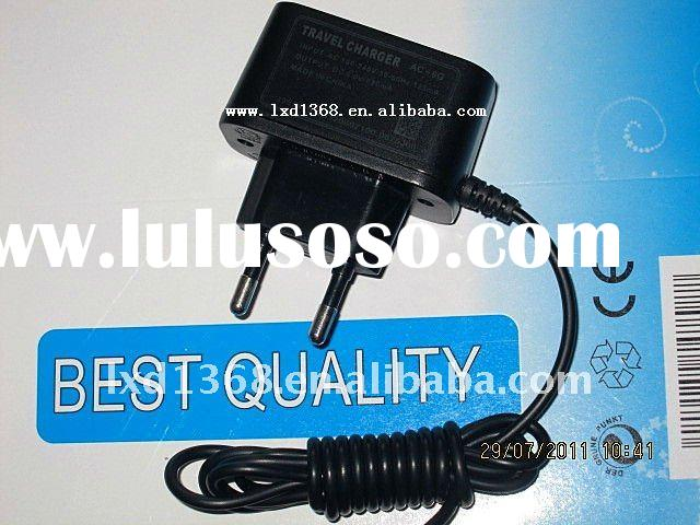 CE verified E.U./US/UK HOT SELL mobile phone travel charger for V125 /V225