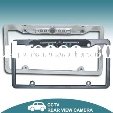 Car Backup Camera For USA, License plate camera
