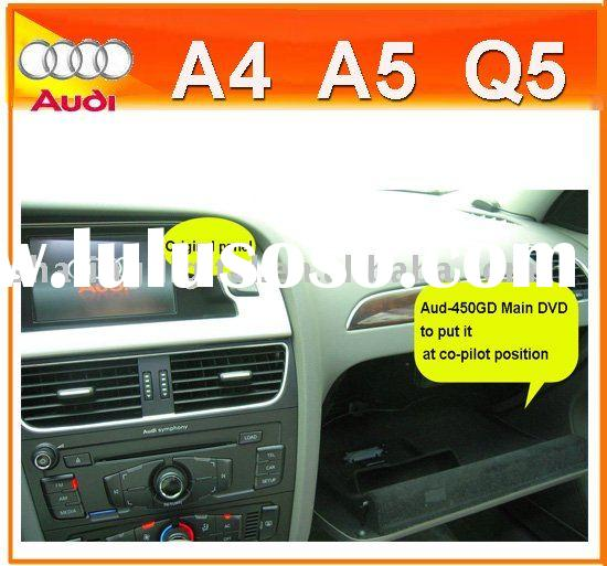 Car DVD Player with GPS Can bus BT For Audi A4 A5 Q5(AUD-450GD)