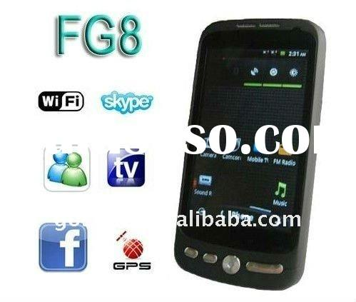 Cheapest Android 2.2 smartphone android gps dual sim Flying FG8