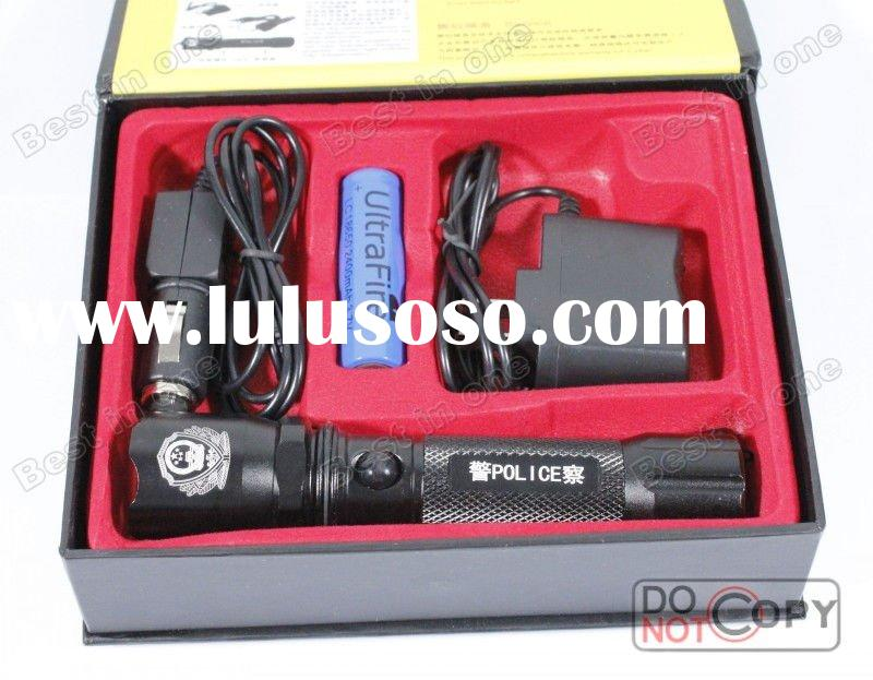 Cree Q3 Focus Adjustable Zoom LED Torch