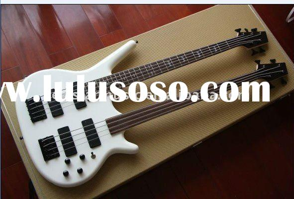 Double Neck Bass Guitar/5 Strings Bass Guitar/4 Strings Bass Guitar/OEM Bass Guitar