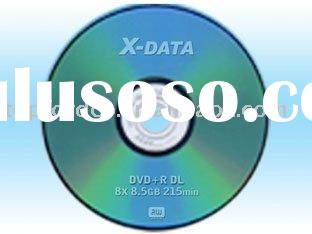 Dual Layer DVD R/D9 Blank 8.5GB 8x