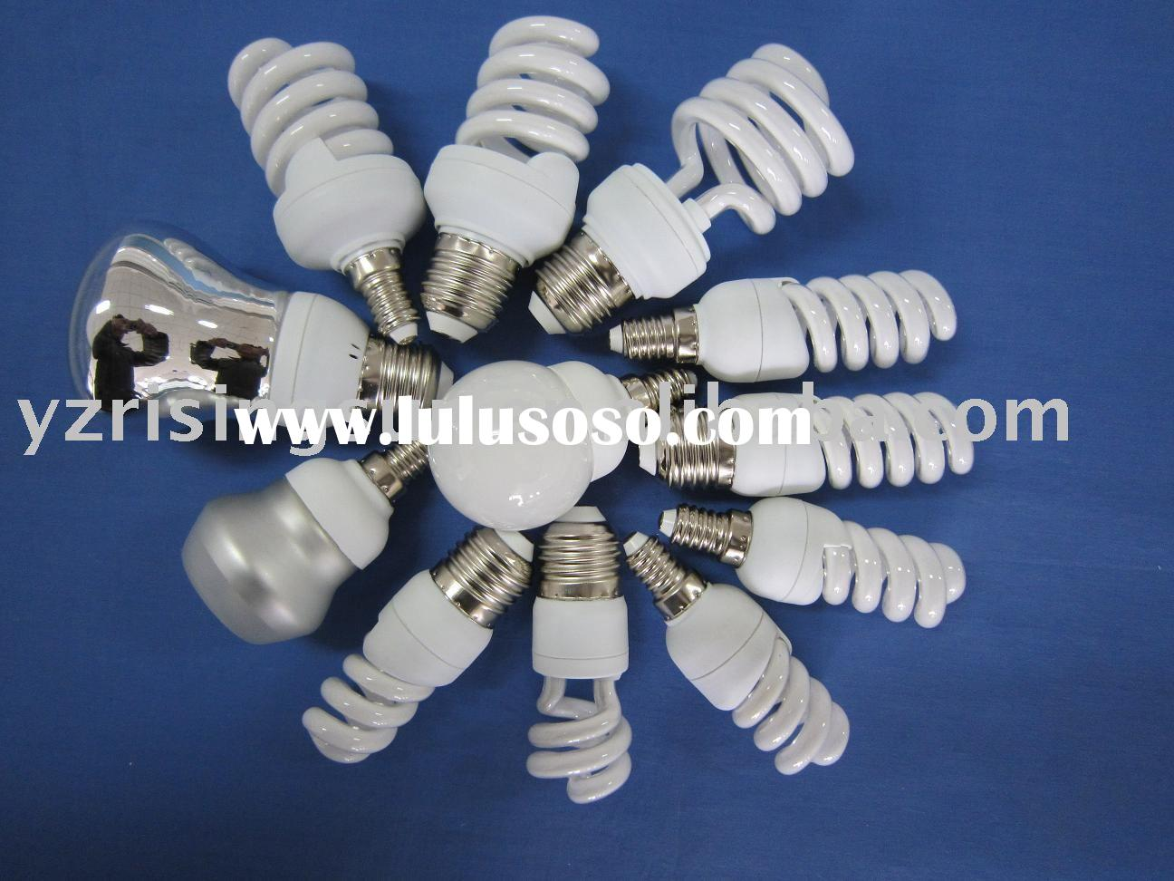 Energy saving lamp / Compact fluorescent bulb / energy saver