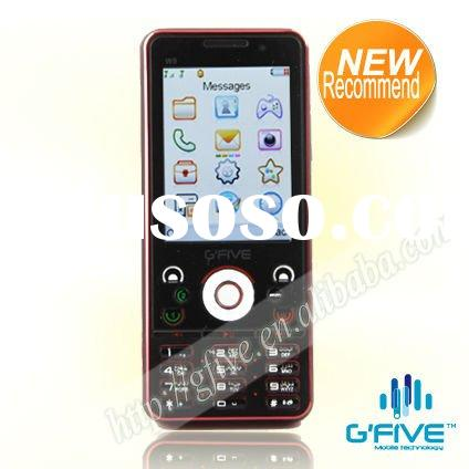 G`FIVE W9 dual camera touch screen good price cell phone