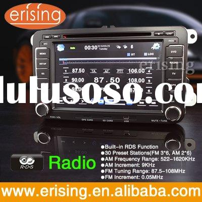 HD 7 inch car dvd Digital TV tuner for Volkswagen 2 Din Touchscreen DVD Radio RDS