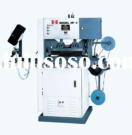 HFT-5 ribbon santin label printing machine