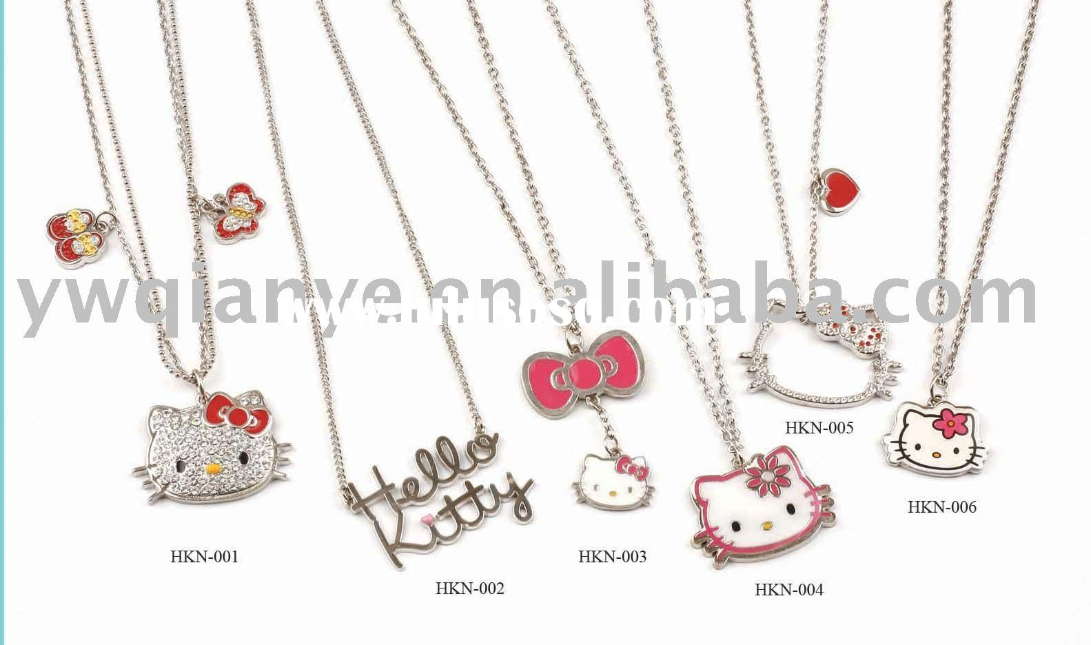 hello kitty fashion jewelry