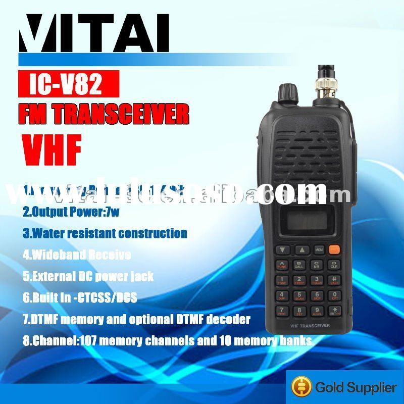 IC-V82 VHF Marine Two-way radio