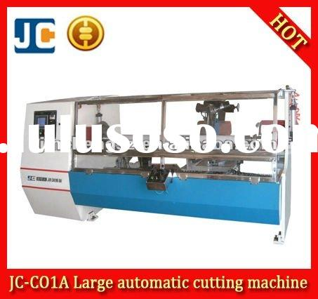 JC-C01A Automatic Adhesive Tape log rolls Cutting Machine