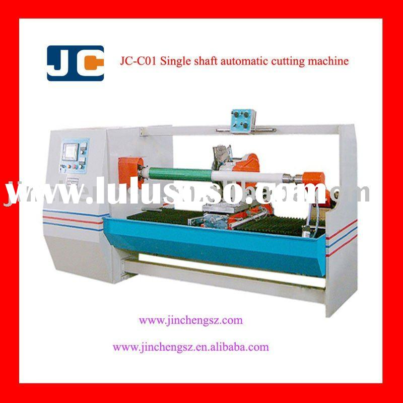 JC-C01 Single shaft automatic tapes cutting machine
