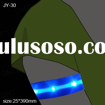 LED arm Safety belt light