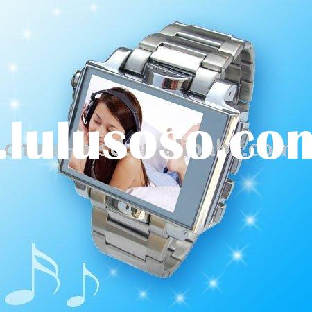 MP4 watch with camera