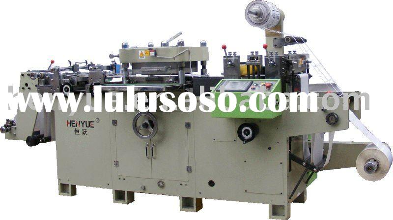 MQ-320M Full-automatic Adhesive Tape Die Cutting Machine