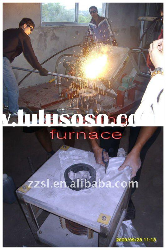 Medium frequency precious metal /gold/silver/copper melting furnace,steel/Aluminum/iron melting furn