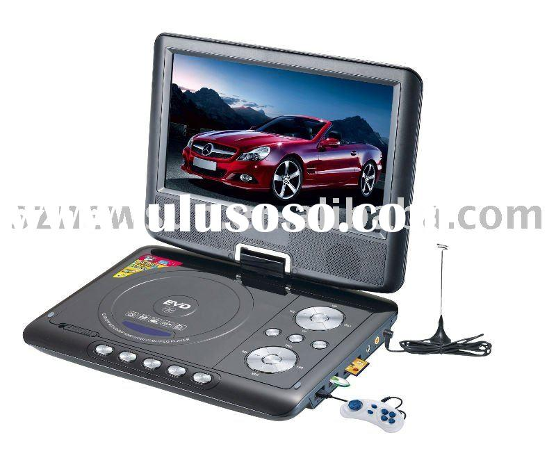 NS-968 9.5inch Portable DVD Player with Game