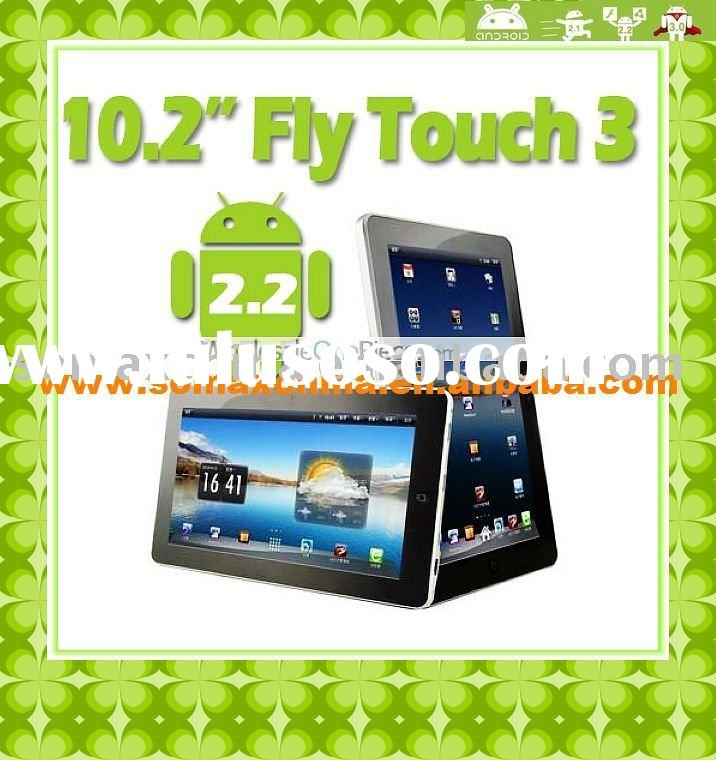 "New Arrival 10.2"" SuperPAD 2 Flytouch 3 Android 2.2 Infortm X220 GPS WIFI Camera 3G 512 RAM 4G/"