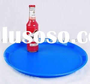 PLASTIC ROUND BAR BEER TRAY