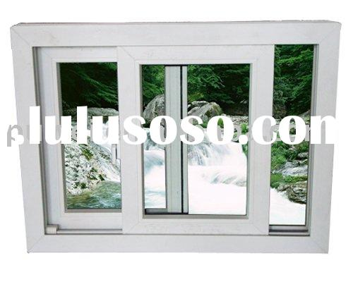 PVC sliding window , sliding PVC window