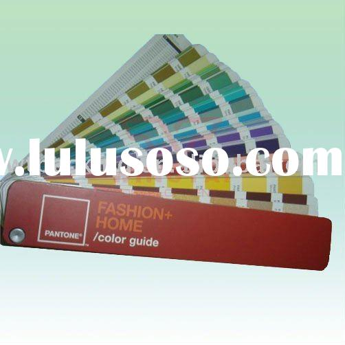 Pantone Color Shade Cards FGP120
