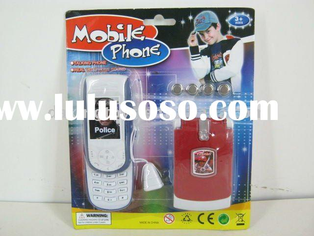 Plastic 2PCS Baby Mobile Phone Toy