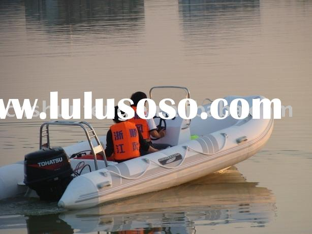 RIB 520 RIB BOAT CE APPROVED