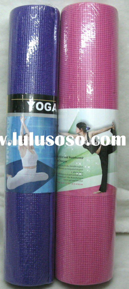 Sell PVC foam Yoga Mat