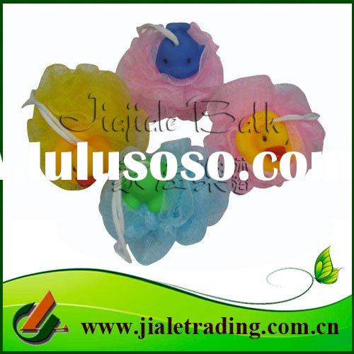 Toy Bath Sponge Animal Shape