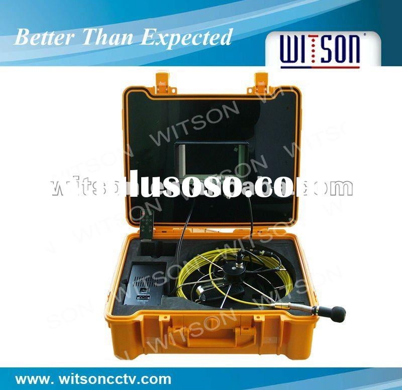 WITSON Sewer Drain Pipe Inspection Camera For Sales W3-CMP3188DN