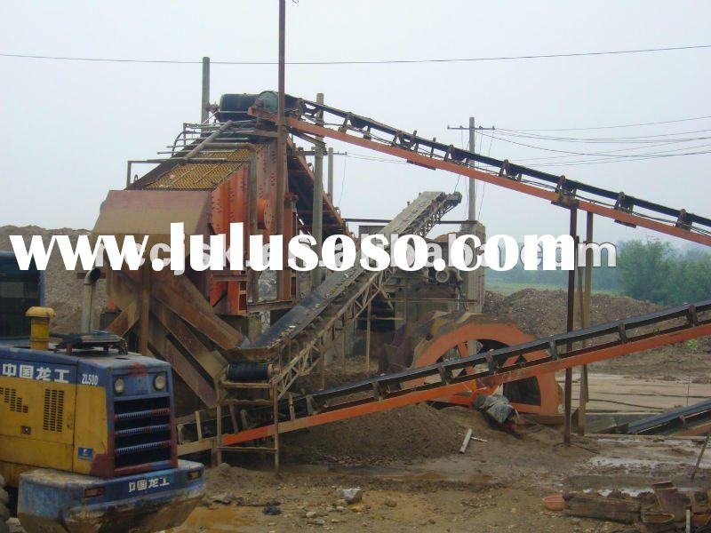 YK Common Electric Vibrating Sand Screen