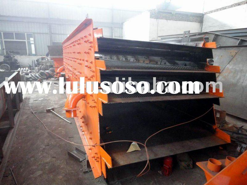 YK Series electric vibrating sand screen in Mining Machine