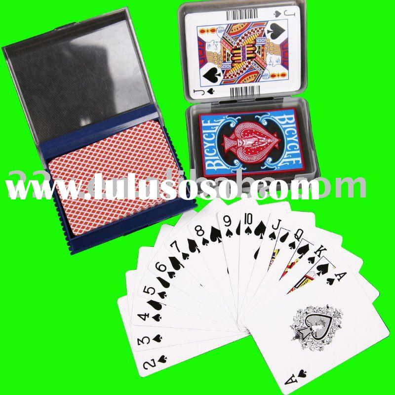 casino quality pvc playing cards
