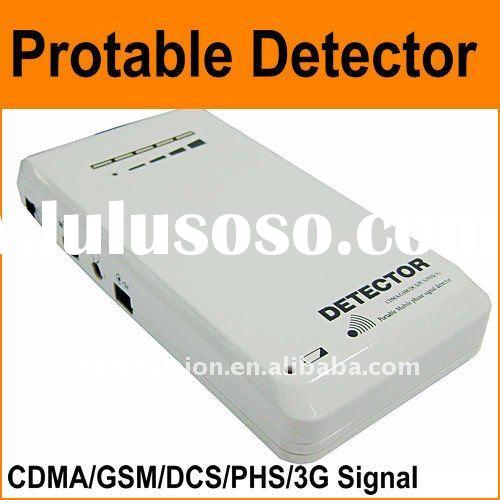 cell phone detector with CDMA,GSM,DCS,PHS/3G for NC-06