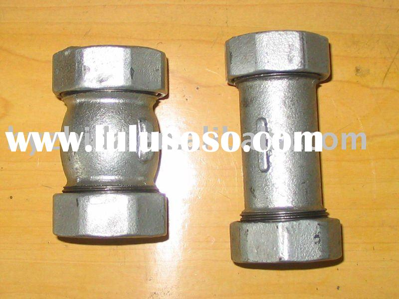 compress union dresser coupling