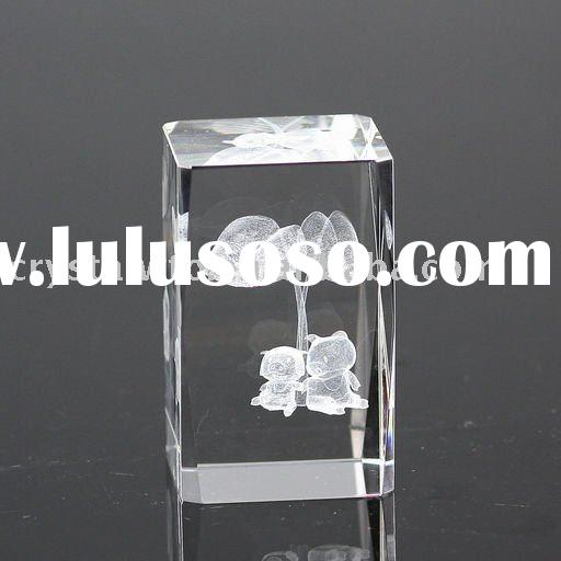 crystal 3d laser craft