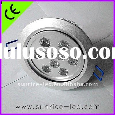 dimmable led downlight 9W with high quality
