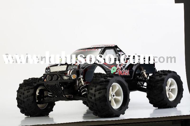 e-HACKER---1:8 Brushless 4WD monster truck