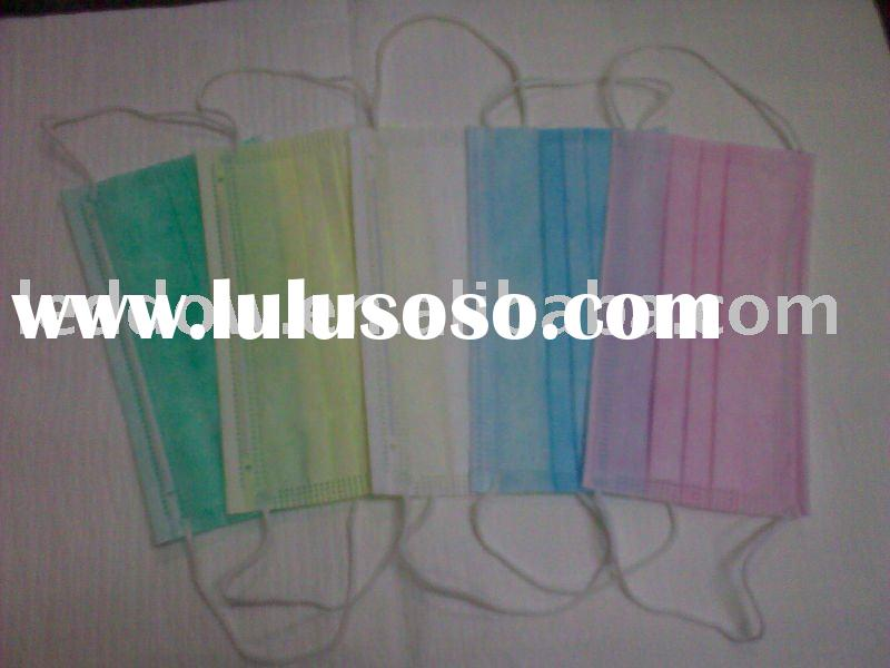 face mask, disposable face mask,surgical face mask,medical face mask, 3-ply face mask