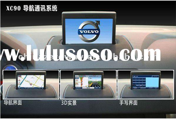 hot!special car DVD with HD resolution, 7inch touch screen gps,car audio mp3,mp4 for volvo s40