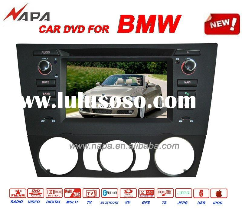 iPod/DVD/ VCD/CD/ MP3/ MPEG4 Car DVD Player With GPS Navigation for BMW 3 Series E90