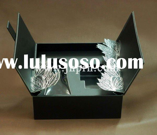 luxury cosmetic packaging box