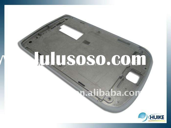 mobile phone full housing for blackberry Torch 9800A back cover white color long time warranty