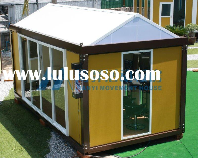 modular house;self-container container house