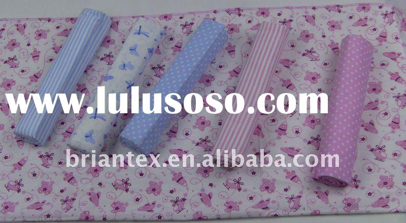 new products!soft cotton flannel baby blanket
