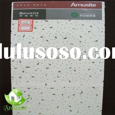 non-combustible mineral fiber ceiling board