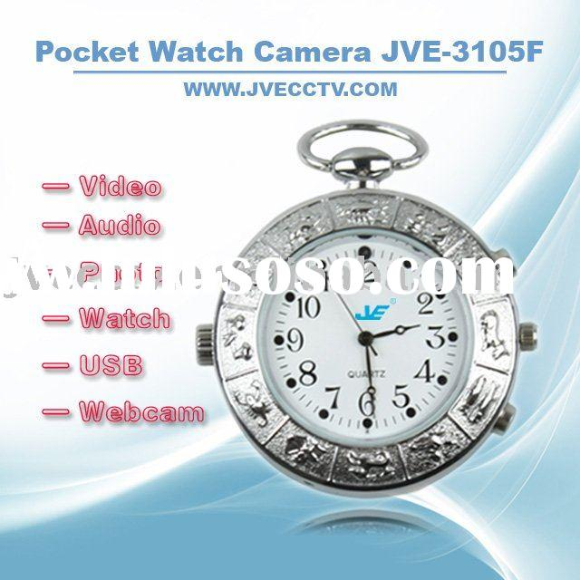 pocket watch with camera