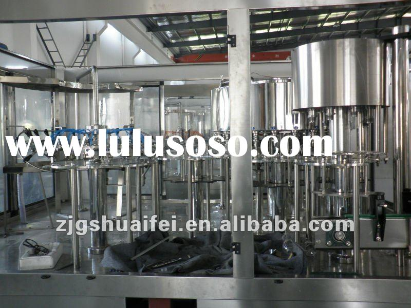 pure water/mineral water filling machine